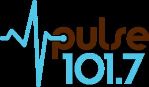 Pulse 101.7 Logo